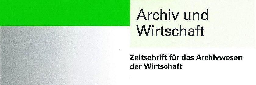 Archiv und Wirtschaft 3/2016