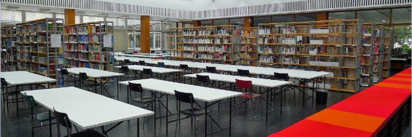 Historischen Stadtpläne, Schaubilder und Fotos im Archiv der Berliner Stadtbibliothek (ZLB).  44. Architektur-Salon der Edition Eichhorn